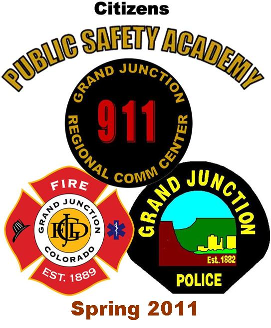 Community Safety Volunteer Academy: Spring 2011 Citizens Public Safety Academy « The GJPD Patrol