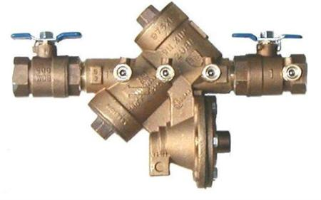 Backflow preventer 3