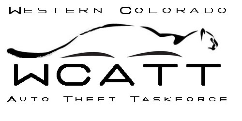 Western Colorado Auto Theft Task Force Logo