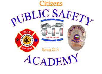 Citizens Academy Logo- Updated Spring 2014