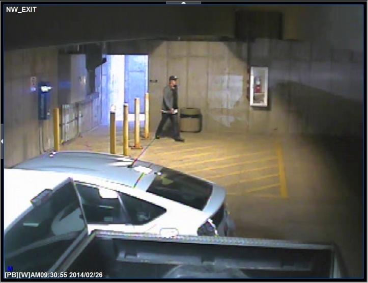 Auto theft at CMU
