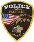 Cropped Palisade Police Patch