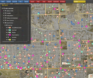 Public Safety Map