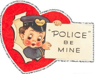 Police Valentine